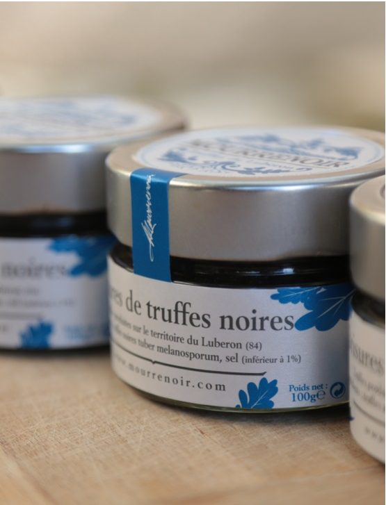 Brisures de truffes Mourrenoir 100g