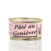 Pâté artisanal au Genièvre Conserve 130g