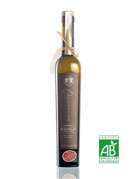 Huile d'olive Bouteillan Bouteille 37,5cl - Domaine les Perpetus