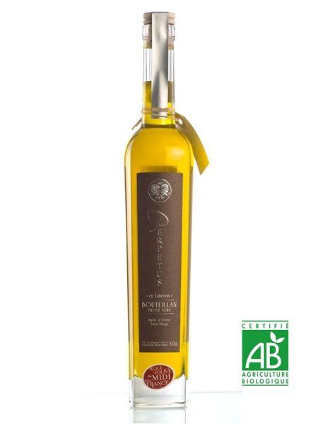 Huile d'olive biologique Bouteillan 2019 - Bouteille 50cl