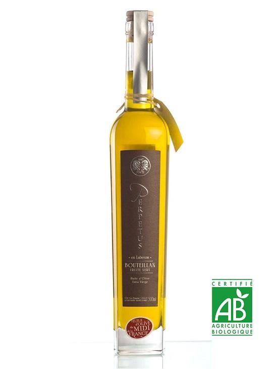 Huile d'olive Bouteillan Bouteille 50cl - Domaine les Perpetus
