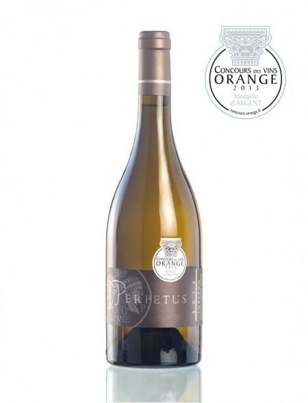 Vin blanc AOP Luberon 2012 Bouteille 75cl - Domaine les Perpetus