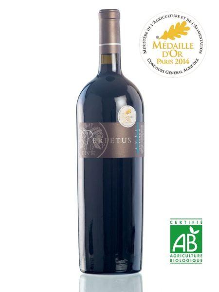 Vin rouge AOP Luberon 2014 - Magnum 1,5l