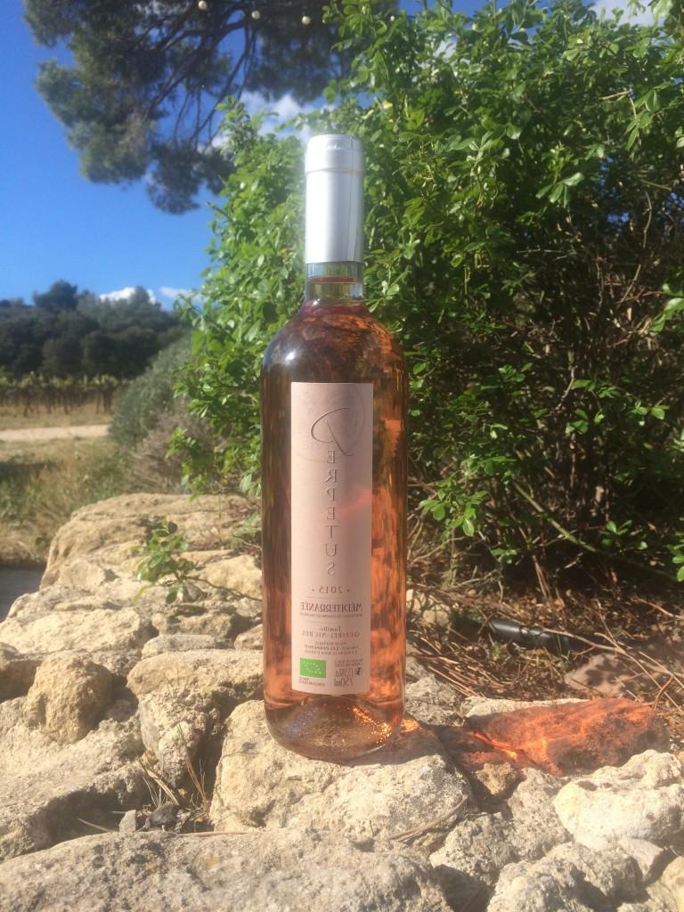 Vin Rosé Les Perpetus 2015 75cl - Domaine les Perpetus