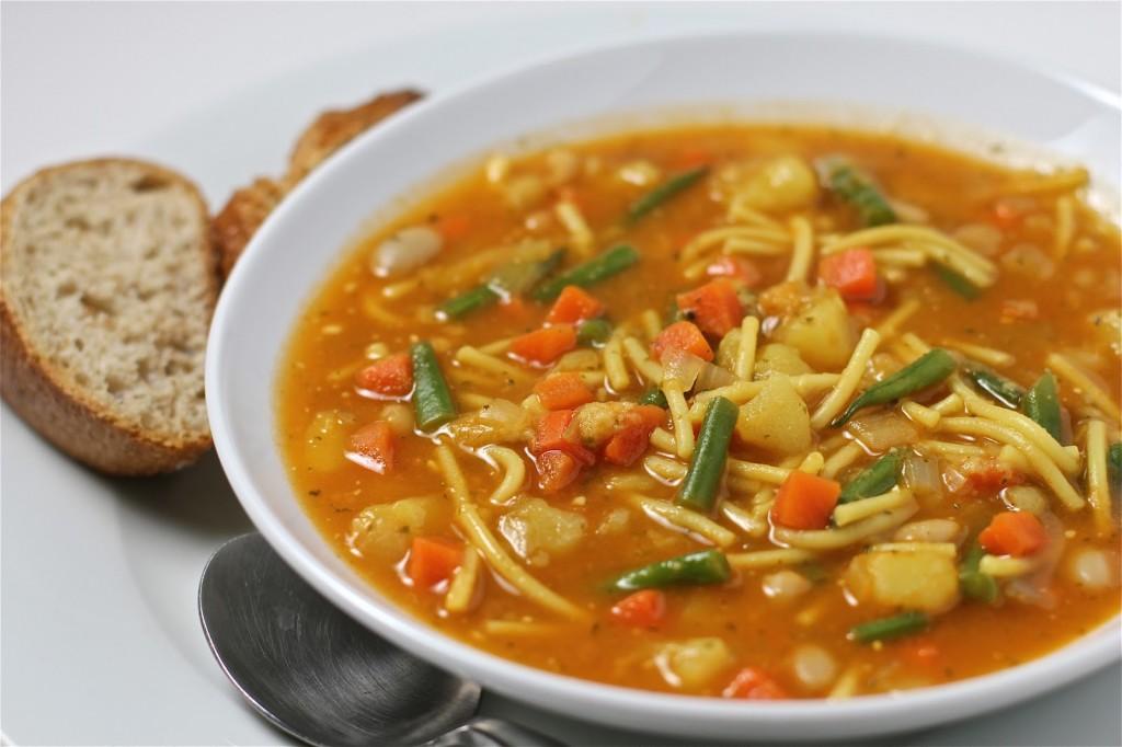 soupe au pistou provençale