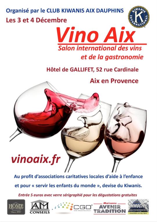 Le salon des vins et de la gastronomie aix en provence for Salon des vins et de la gastronomie