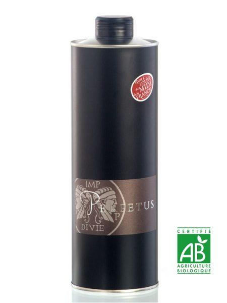 Huile d'olive biologique Bouteillan 2020 - Bidon 1l