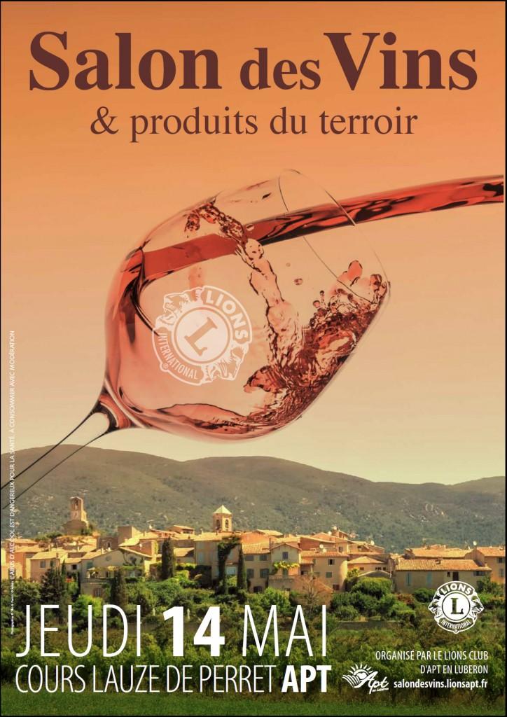 salon des vins et des produits du terroir